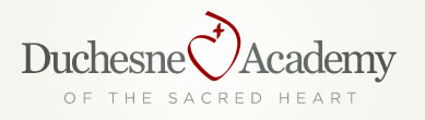 Duchesne Academy Of The Sacred Heart Logo
