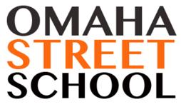 Omaha Street School Logo