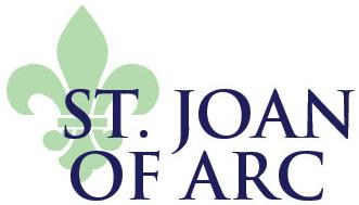 St. Joan Of Arc School Logo
