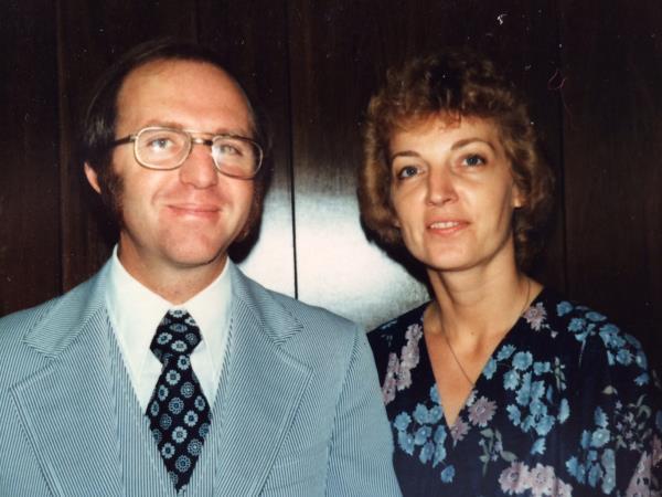 Ray and Nina Martin