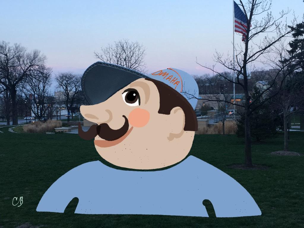 Baseball Player Tent