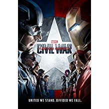 Monday Night Movies at Turner Park - Midtown Crossing - Captain America Civil War - July 10