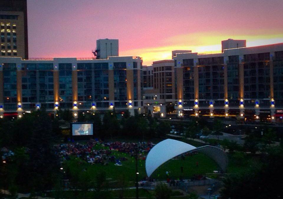 Monday Night Movies – Turner Park at Midtown Crossing – Student Choice Week