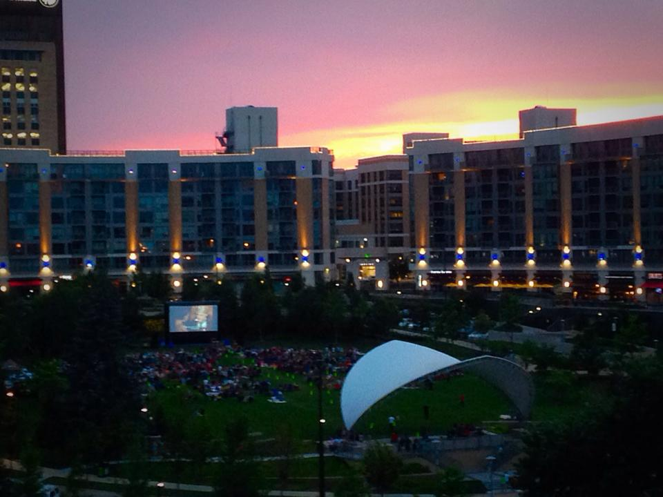Midtown Crossing Events Omaha Events Things To Do In >> Monday Night Movies Turner Park At Midtown Crossing Student