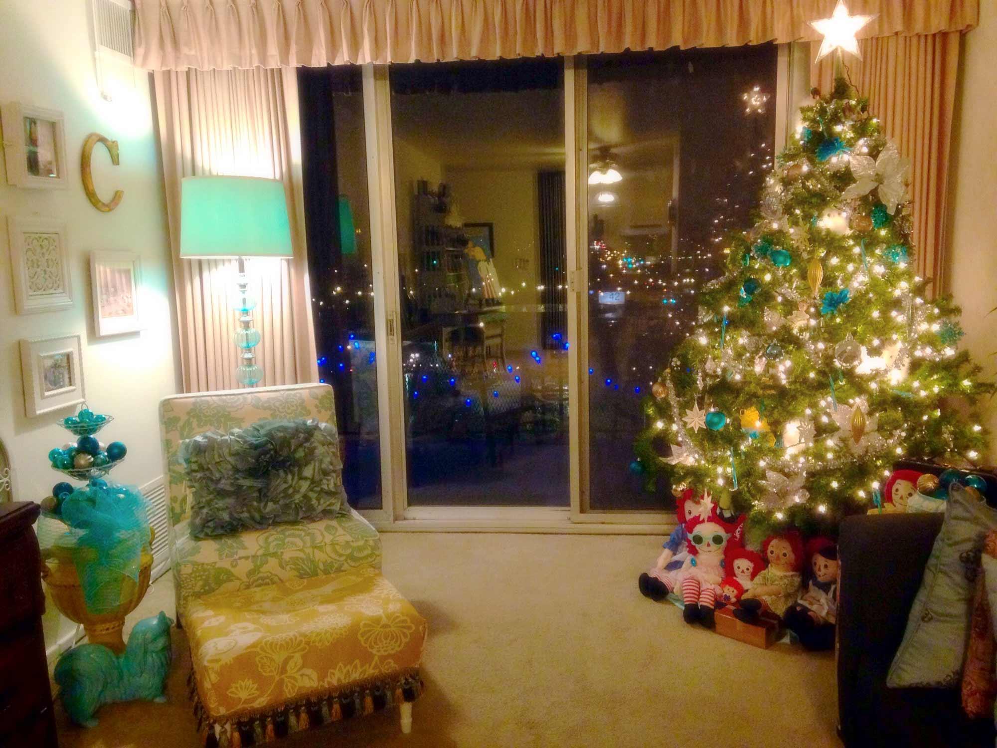 Groovy Condo 5 Year Anniversary - Christmas at the Condo